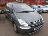 *CITROEN XSARA PICASSO*ONLY 69K MILES!*SERVICE HISTORY*FULL YEARS MOT*GREAT VALUE AT ONLY £1695*