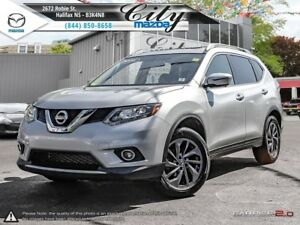 2016 Nissan Rogue SL AWD FULLY LOADED!