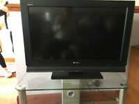 "32"" TV &TV stand for sale"
