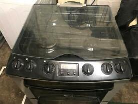Gas and electric Cooker Zanussi