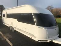 5 berth 2013 Hobby VIP PREMIUM. Rare LUXURY model in excellent condition