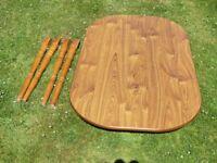 Dining table 120cm x 75cm