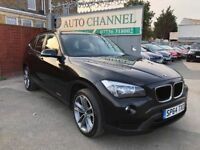 BMW X1 2.0 18d Sport xDrive 5dr£11,995 p/x welcome 1 YEAR FREE WARRANTY. NEW MOT