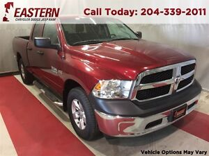 2015 Ram 1500 ST 5.7L HEMI A/C CRUISE POWER GROUP REMOTE ENTRY