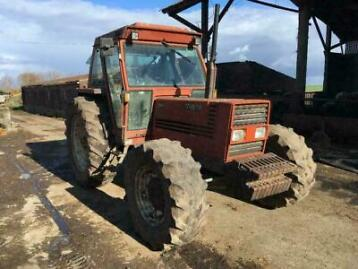 Te Koop: Fiat 100-90, Case, Zetor 6911, Inter 633, JD 3040