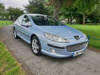 07 Peugeot 407 Hdi. Low Miles, Amazing on fuel!