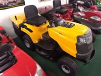 NEW Briggs & Stratton Engine Stiga Ride On Lawnmower with Free Mulching Kit
