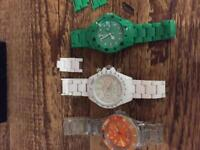 3 Ice watches for sale £10 each