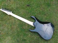 Ibanez 7 string guitar