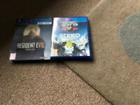 PS4 games all £19 each see pictures