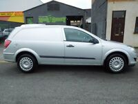 Stunning condition 2008 Vauxhall astra van 1.3 cdti ONE owner from new Full vauxhall service history