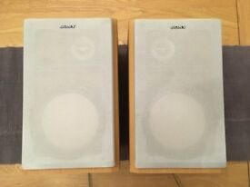PAIR SONY SS CCP500 BOOKSHELF SPEAKERS