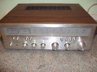 Vintage 70s receiver
