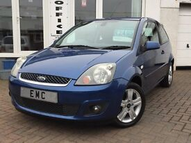 2008 08 Ford Fiesta 1.25 2007.25MY Zetec Climate~GENUINE LOW MILES~HISTORY~