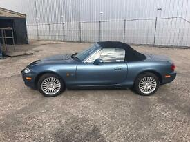 Mazda mx5 artic limited edition 2004