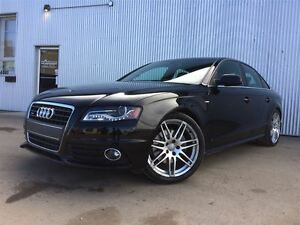 2010 Audi A4 2.0T Premium, AWD, LEATHER & HEATED SEATS, ADAPTIV