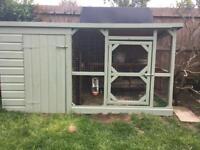 Dog kennel / rabbit home