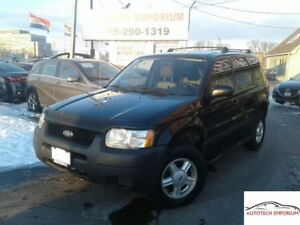 2003 Ford Escape XLS Duratec Auto All Power/Cruise/Keyless Entry