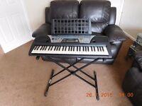Yamaha PSR-175 Electronic Keyboard