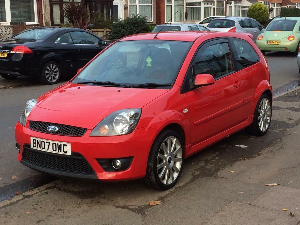 Ford Fiesta st 150 2007 low mileage swap