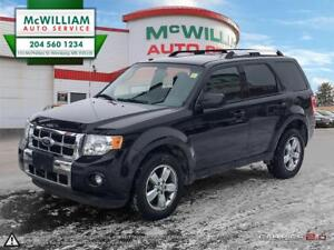 2011 Ford Escape Limited 4WD! Leather! Heated Seats! Clean Title