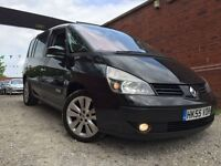 Renault Espace 3.0 dCi V6 Initiale 2006 5dr FULL LOADED++TOP SPEC ****