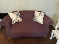 Beautiful ***FABRIC SOFA*** Like New Cost £700