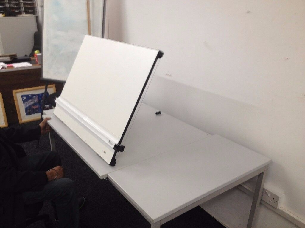 desk for technical drawing or artist £20 free local delivery ...