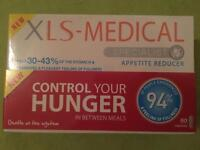 Xls medical appetite reducer 60 tablets