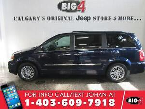 2016 Chrysler Town & Country Touring L, Leather, Power sliders!