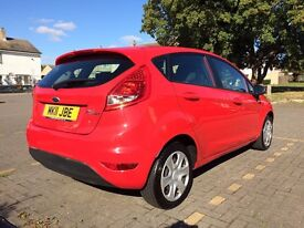 Ford Fiesta Edge 1.25 2011 Family Car £3599 ono.