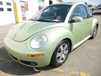 2006 Volkswagen New Beetle Coupe FINANCEMENT MAISON