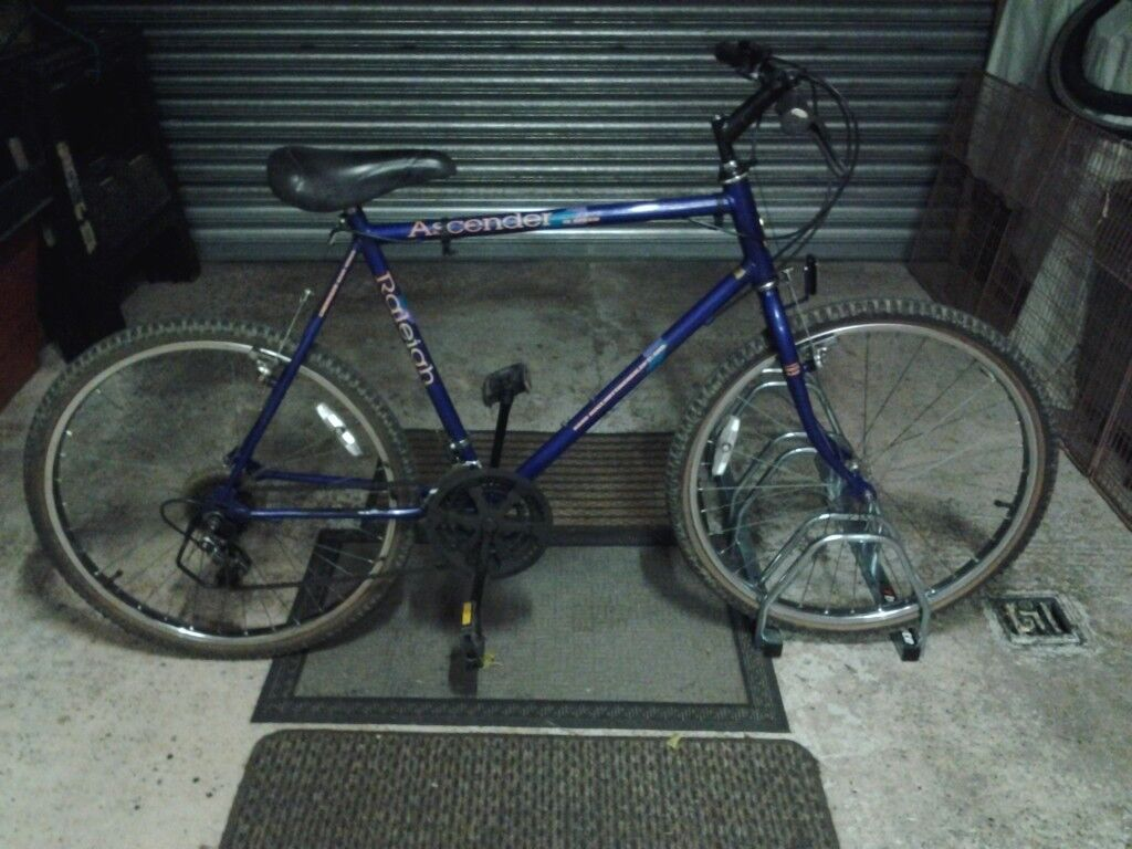 "Gents Raleigh Ascender 22 "" Frame"