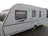 2008 coachman pastiche 520 4 birth caravan,motormover,awning,ready to go