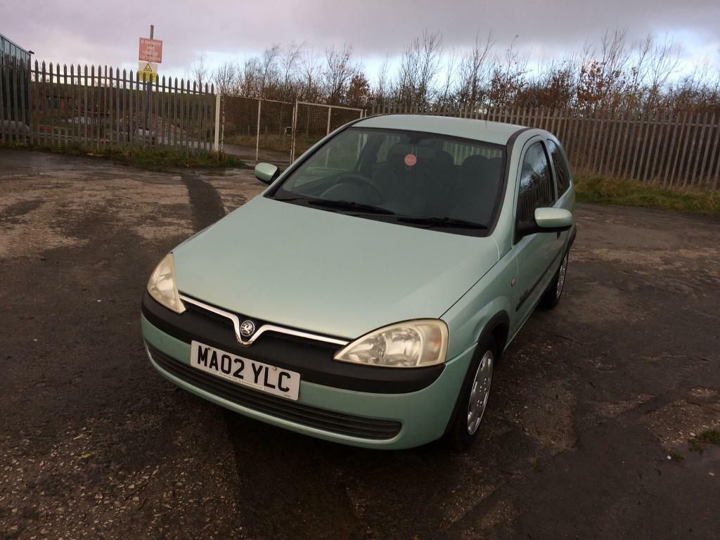 vauxhall corsa in leyland lancashire gumtree. Black Bedroom Furniture Sets. Home Design Ideas