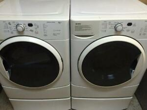 45- Kenmore HE2T Laveuse Secheuse Frontales Frontload Washer Dryer