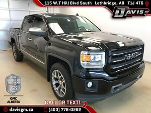 Used 2014 GMC Sierra 1500 SLT-All Terrain, Heated Leather