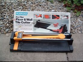 PLASPLUGS FLOOR AND WALL TILE CUTTER