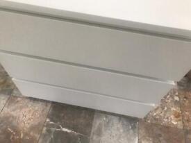 Ikea chest drawer, hardly used