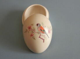 Royal Worcester Egg