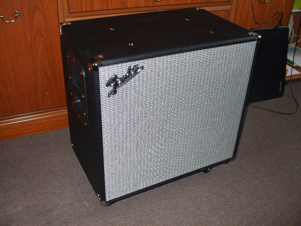 Fender Rumble 115 cabinet | in Glenrothes, Fife | Gumtree