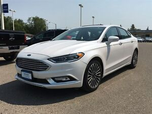 2017 Ford Fusion SE AWD *Nav* *Wifi* *Backup Cam* *Heat Leather*