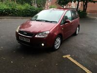 Ford Focus cmax Ghia tdci automatic