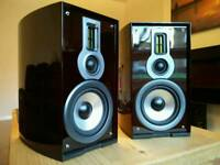 Bookshelf Speakers Philips MCD908