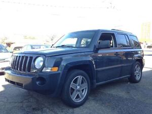 2008 Jeep Patriot NORTH EDITION| 4X4| HEATED SEATS| CRUISE CONTR Kitchener / Waterloo Kitchener Area image 3