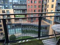 West One 1 bedroom flat. 6th floor. No parking. Feshly decorated. £625pcm plus bills.
