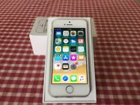 Boxed as new iPhone 5s selling due to upgrade unlocked by EE