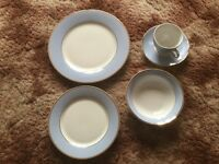 Royal Doulton - Bruce Oldfield - Daily Mail - Dinner/Tea set - 5 place setting