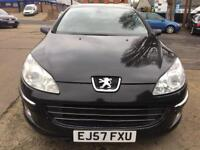 Peugeot 407 2.2 petrol manual 1 owner long mot clean car