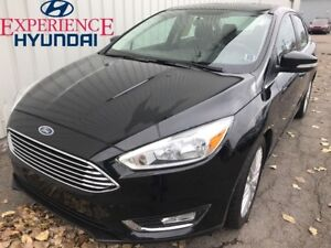 2015 Ford Focus Titanium LOW KMs | FACTORY WARRANTY | EXCELLENT